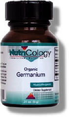 germanium powder nutracology