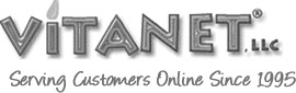 VitaNet ® LLC. Serving Customers Online Since 1995