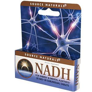nadh supplement