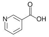 niacin molecule