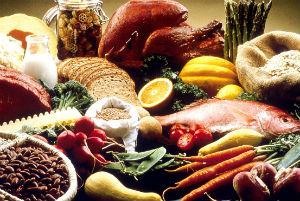 minerals food