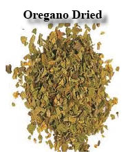 oregano leaves dried oil