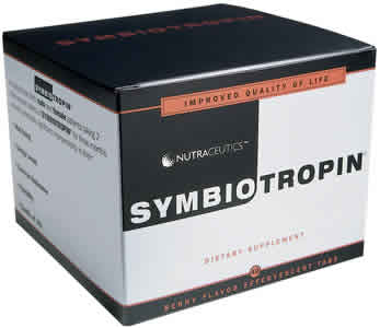 NUTRACEUTICS: SYMBIOTROPIN 40 TABLETS 40 TABLETS