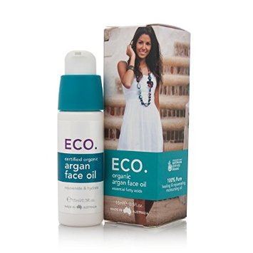 ECO MODERN ESSENTIALS: ECO.Organic Argan Face Oil 0.5 oz