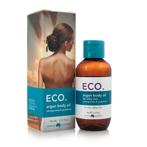 ECO. Argan Body Oil