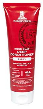Rose Clay Deep Conditioner