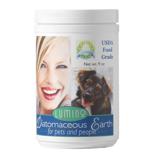 Food Grade Diatomaceous Earth for Pets And People, 9 oz