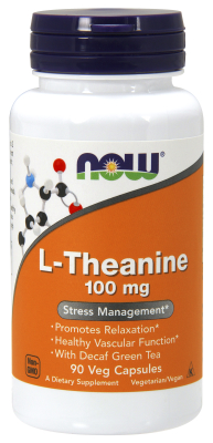 THEANINE 100MG   90 VCAPS, 1