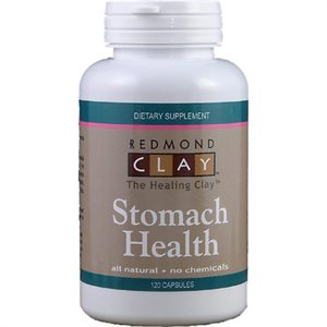 REDMOND TRADING COMPANY: Clay Stomach Health 120 capvegi
