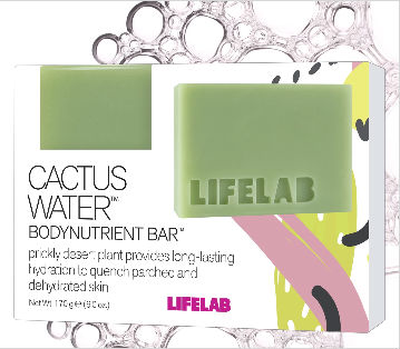 LIFELAB: Cactus Water Bodynutrient Bar 6 ounce