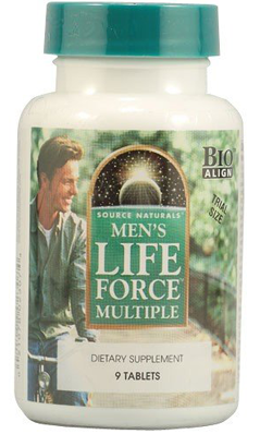 Mens Life Force Trial, 9 TAB