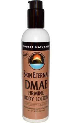 SOURCE NATURALS: Skin Eternal DMAE Firming Body Lotion 8 oz 8 oz