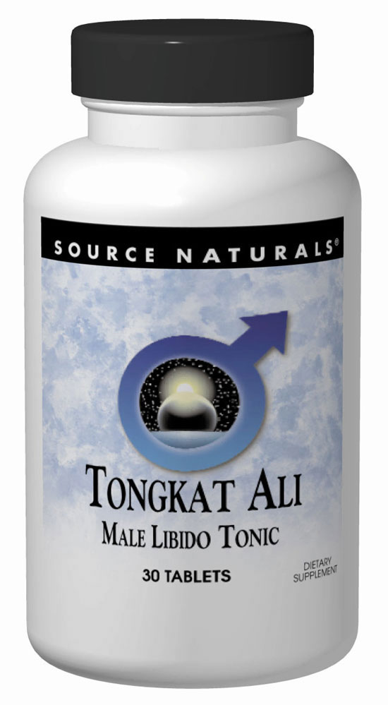 SOURCE NATURALS: Tongkat Ali 120 tablet