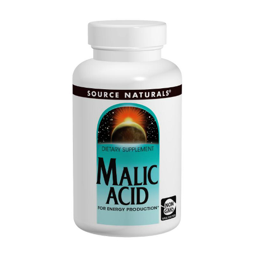 SOURCE NATURALS: Malic Acid 833 mg 120 tablet