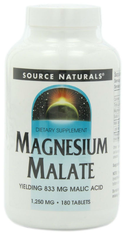 Magnesium Malate 1250mg