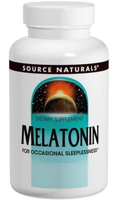 Melatonin 2mg Timed-Release 120+60t
