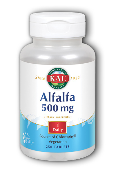 Kal: Alfalfa 8 grain 250ct