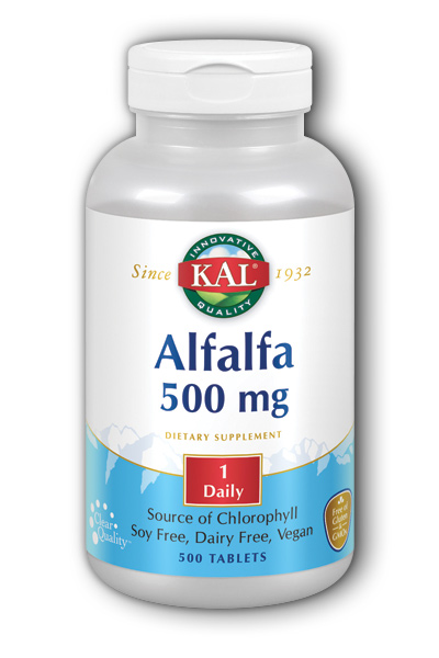 Kal: Alfalfa 8 grain 500ct