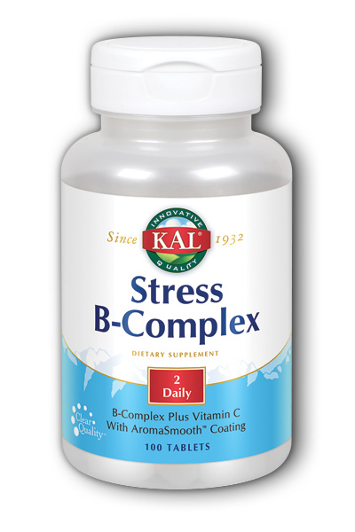 Stress B Complex 100ct from Kal