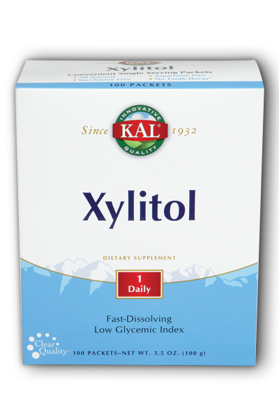 Kal: Xylitol Packets 100ct