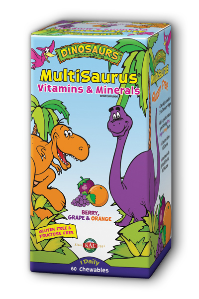 Kal: MultiSaurus 60ct Mixed Flavors