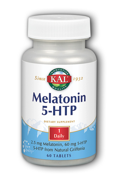 Melatonin and 5 HTP, 60ct