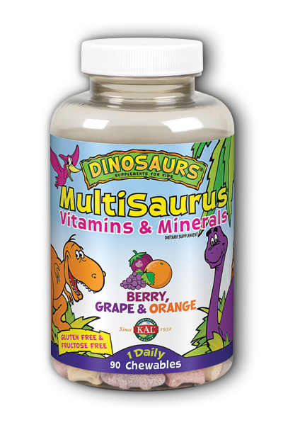 Kal: MultiSaurus 90ct Mixed Flavors