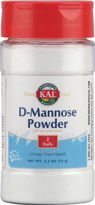 Kal: D-Mannose Powder 2.5 oz Powder