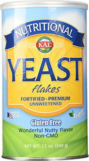 KAL: Nutritional Yeast Flakes 3 Pwd (3 x 12oz)