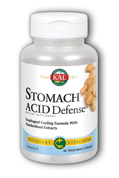 Stomach Acid Defense, 60 ct