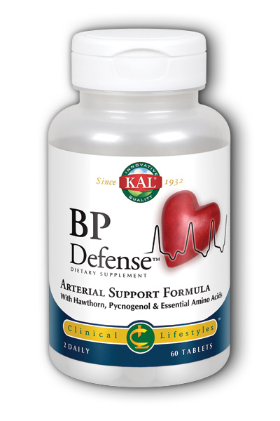 Blood Pressure Defense, 60ct (49375)