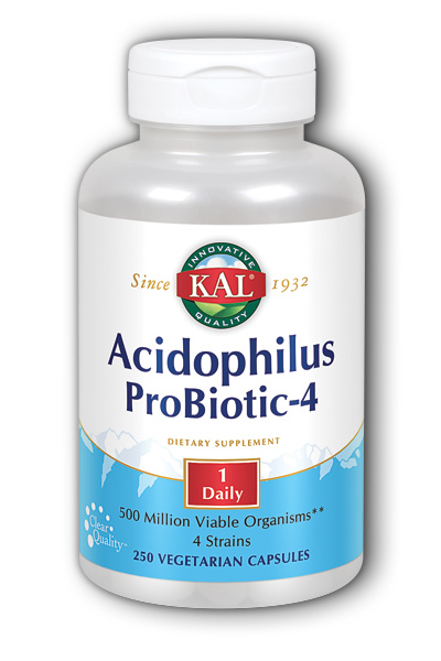 Acidophilus Probiotic-4, 250ct