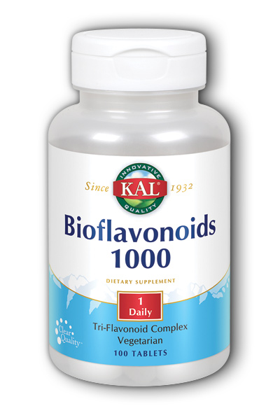 Bioflavonoid, 100ct 1000mg