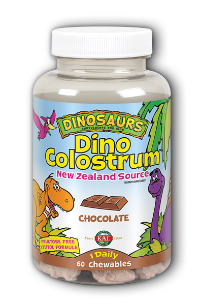 Kal: Dino Colostrum 60ct 300mg