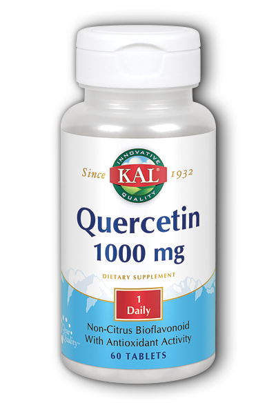 Quercetin 1000mg, 60ct