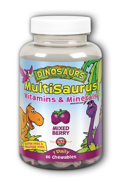 Kal: MultiSaurus 60ct