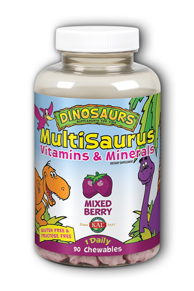 Kal: MultiSaurus 90 chewables