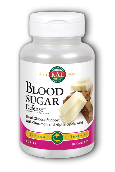 Kal: Blood Sugar Defense 60 ct