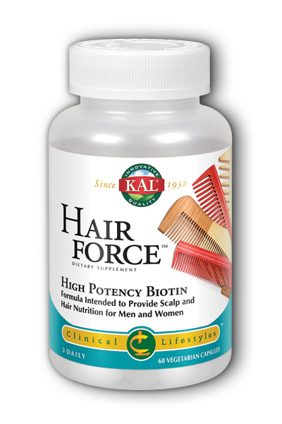 Kal: Hair Force 60ct