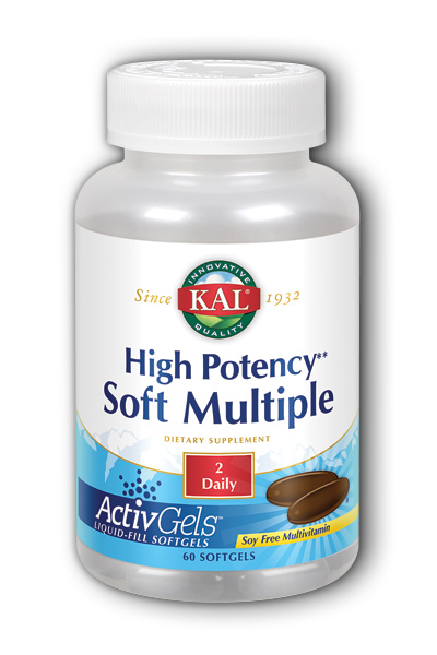 Kal: High Potency Soft Multiple 60ct