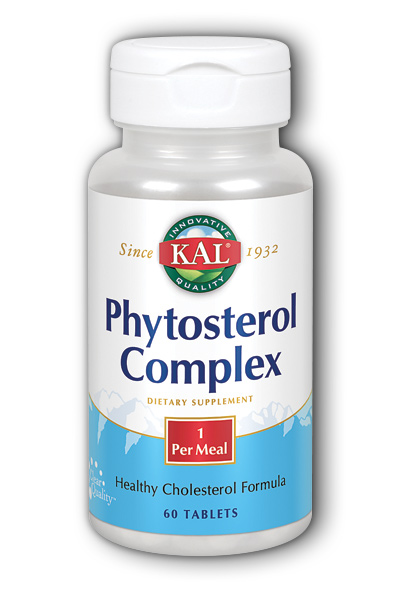 Kal: phytosterol complex 60ct
