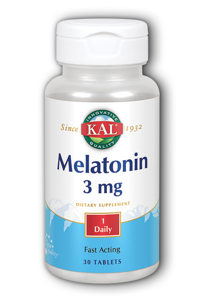 Melatonin-3 Dietary Supplement