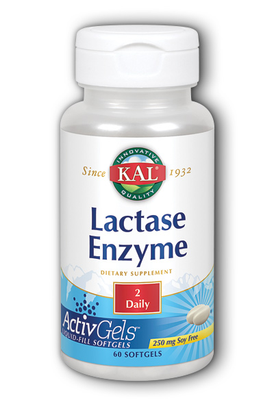 Lactase, 60ct 250mg