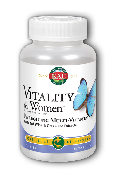KAL: Vitality for Women 60ct