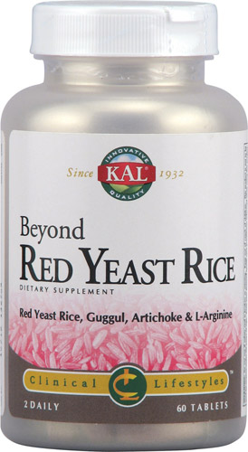 Kal: Beyond Red Yeast Rice 60 ct