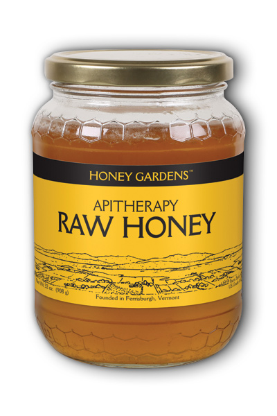 Raw Honey, 2 lbs