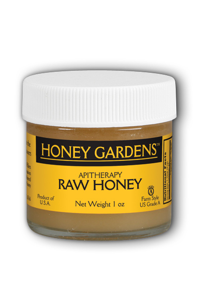 MA - Sample - Raw Honey
