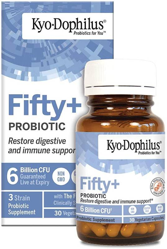 KYOLIC: Kyo-Dolphilus Fifty Plus 30 CAPSULE