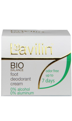 NOW: LAVILIN FOOT DEODORANT LARGE 12.5 GS