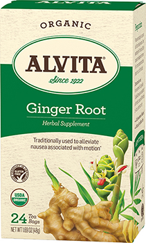 Ginger Root Tea Organic